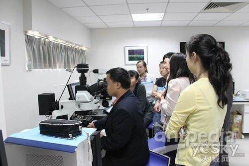 奥林巴斯成立行业首个显微光学培训中心