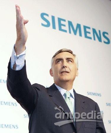 西门子将首席执行官罗旭德聘任合同延长5年
