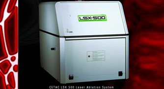 LSX-500激光进样系统