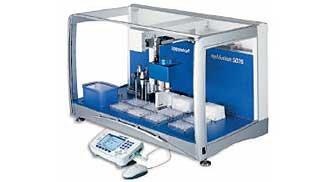 epMotion 5075 LH 大型多功能移液工作站