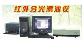 红外分光测油仪系列