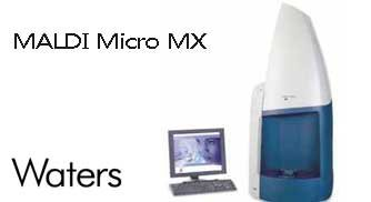 MALDI Micro MX 基质辅助激光解析-飞行时间质谱