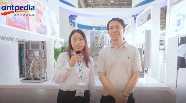 专家团带您探秘BCEIA 上海仪真分析仪器有限公司