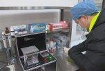 上海首个快检实验室成立 三分钟验明果蔬肉类是否新鲜